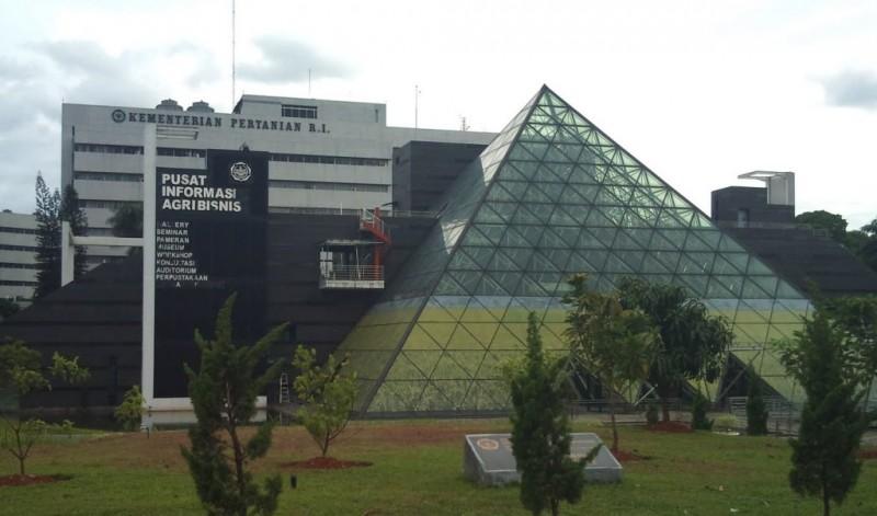Gedung Kementerian Pertanian (Foto: Setkab)