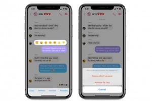 Facebook Messenger Mulai Gulirkan Opsi Unsend
