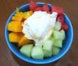 Resep Salad Segar Mix Yogurt