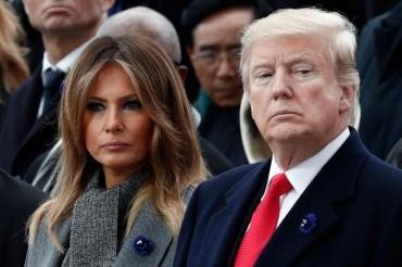 Melania Minta Trump Pecat Wakil Penasihat Keamanan AS