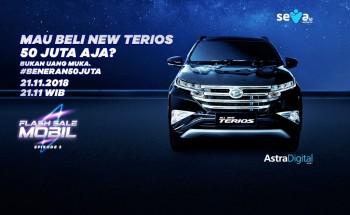Tips Menjadi Pembeli Tercepat pada Flash Sale Mobil Rp50 Juta dari Seva.id