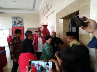 Megawati Menggembleng Caleg PDI Perjuangan