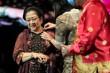 Megawati Kasihan kepada Prabowo