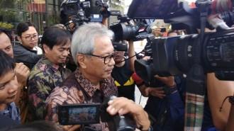 Komisaris Utama Bank Mandiri Diperiksa KPK