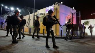 Empat Polisi Israel Ditikam di Yerusalem