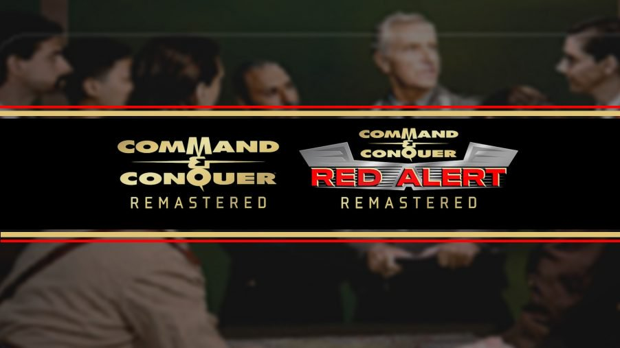 Remastered Command & Conquer dan Red Alert.