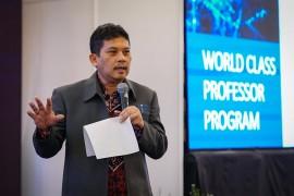 Program <i>World Class Professor</i> Perkuat Publikasi Nasional