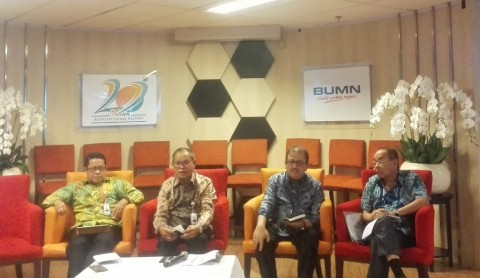 Akhir 2018, Indonesia Punya <i>Holding</i> Infrastruktur dan Perumahan