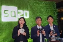 Fujifilm Meluncurkan Instax Square SQ20