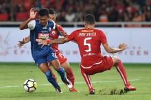 Komentar Pelatih Arema Soal Belum Dimainkannya Dedik dan Bagas di Piala AFF