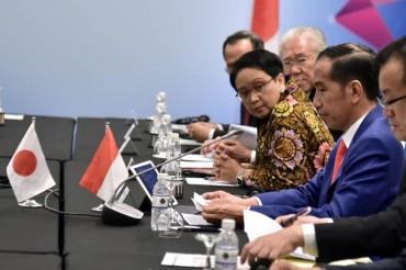 Jokowi Tuangkan Pemikiran Indo-Pasifik di EAS