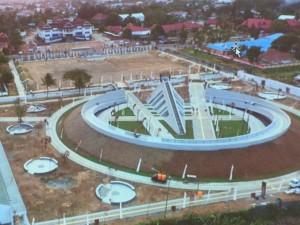Presiden Jokowi Bakal Resmikan Monumen Kapsul Waktu Hari Ini