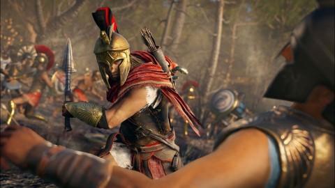 Assassins Creed Odyssey Kandidat Game Terbaik Tahun Ini Medcom Id