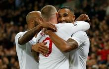Inggris Permak AS, Kado Perpisahan Manis Rooney