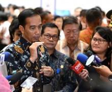 Jokowi Resmikan Monumen Kapsul Waktu
