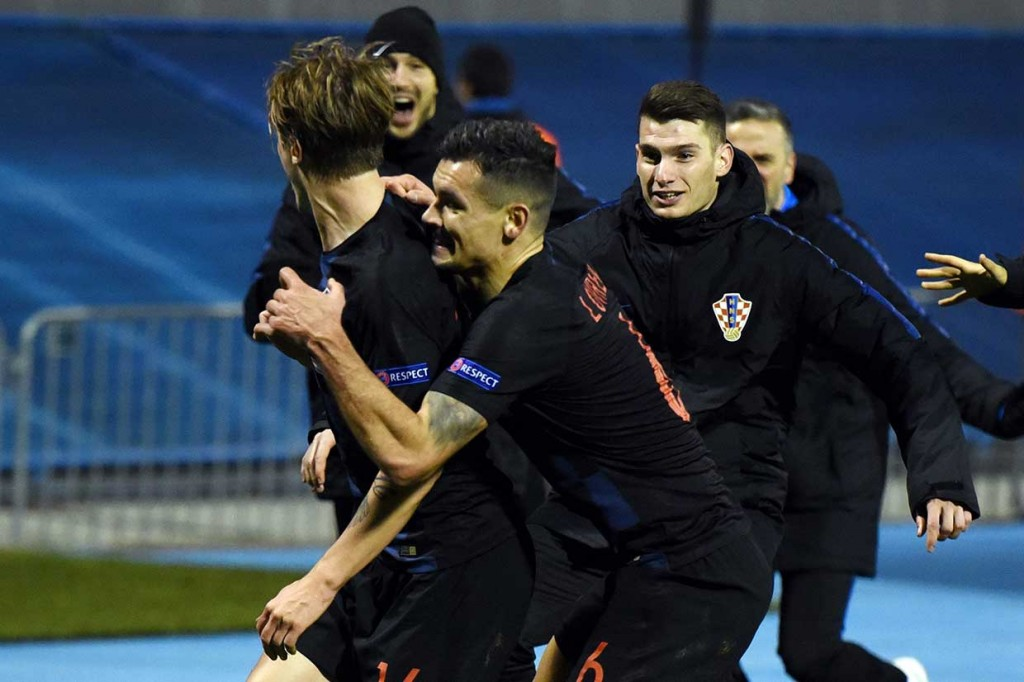 Kroasia Tundukkan Spanyol 3-2