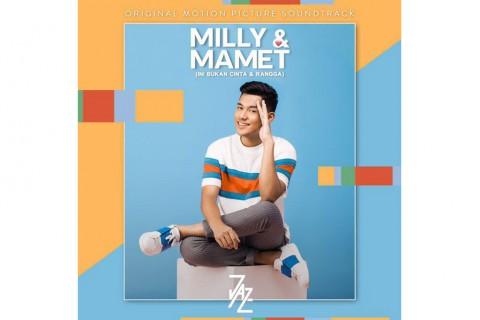 Jaz Rilis Singel Berdua Bersama untuk Film Milly & Mamet