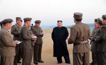 Kim Jong-Un Pamer Senjata Taktis Terbaru Korea Utara