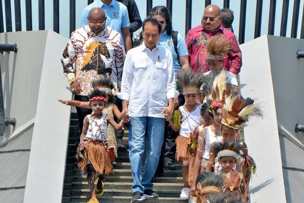 Jokowi Yakin Mimpi Anak Bangsa Bakal Terwujud
