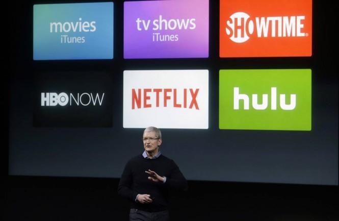 CEO Apple Tim Cook (Foto: AP)