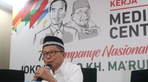 Arsul Klaim Kubu Jokowi Lebih Solid dari Prabowo