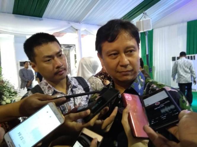 Direktur Utama Inalum Budi Gunadi Sadikin. (FOTO: Medcom.id/Annisa Ayu)