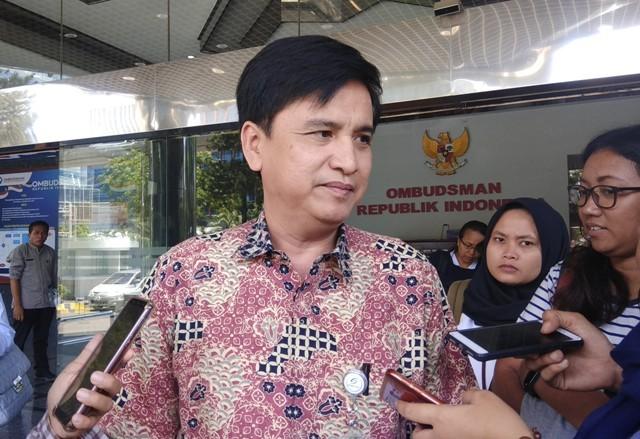 Direktur Utama PD Sarana Jaya Yoory C Pinontoan. Foto: Medcom.id/Fachri Audhia Hafiez