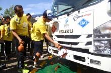 PGN Luncurkan 32 Unit Gaslink Truck Berbahan Bakar Gas Bumi