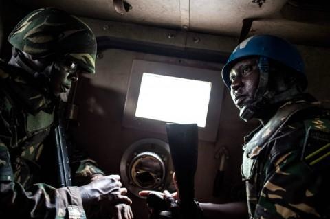 Delapan Pasukan Perdamaian PBB Tewas Diserang di Kongo