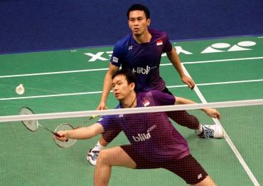 Libas Wakil Denmark, Ahsan/Hendra ke Semifinal Hong Kong Open