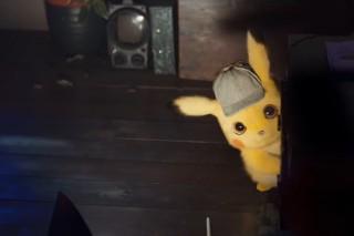 Aksi Pikachu dalam Film Pokemon Pertama Versi Live-action