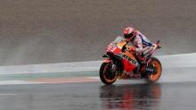 Marc Marquez Pimpin FP1 MotoGP Valencia