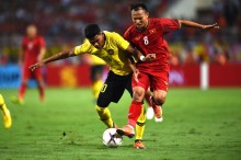 Timnas Vietnam Terlalu Tangguh bagi Malaysia