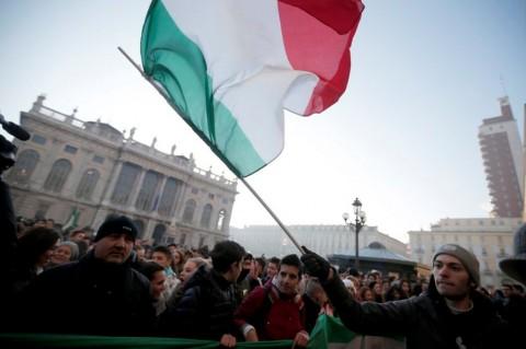 Pemerintah Italia Tidak Ubah Target Anggaran 2019