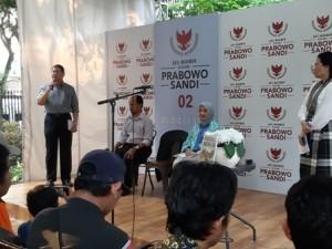 Prabowo-Sandi Usul  Mata Uang Braille Khusus Tunanetra