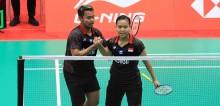 Ganda Campuran Indonesia Pastikan Dua Wakil Semifinal