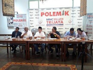 Ruhut: Hati Terdalam SBY Ingin Mendukung Jokowi