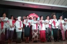 Suntikan Dukungan Perempuan Tangguh untuk Jokowi-Ma'ruf