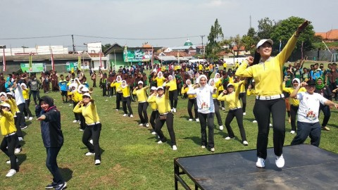 1.500 Peserta dan 5 Cabor Ramaikan Gala Desa 2018 Sidoarjo