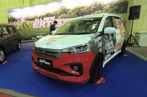 APM Ikut Pamer Mobil Modifikasi di IMX 2018