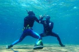 Seribu Pesilat Ikuti Silat <i>On The Sea</i> di Banyuwangi
