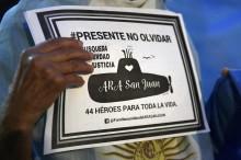 Hilang Satu Tahun, Kapal Selam Argentina Ditemukan