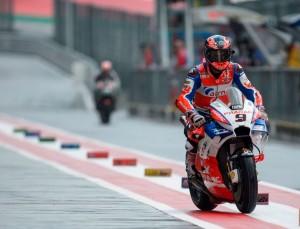 Petrucci Tercepat di FP3 MotoGP Valencia