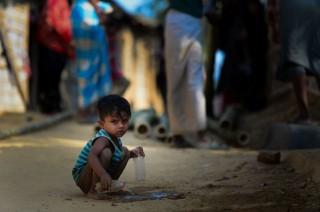 PBB: 669 Anak-Anak di Myanmar Dibunuh dalam 14 Bulan