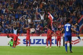 Indonesia Ditekuk Thailand 2-4