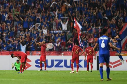Dua gol Indonesia dicetak Zulfiandi pada menit ke-29 dan
