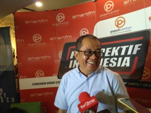 Mantan Komisaris Utama PT Merpati Nusantara Airline Said Didu.