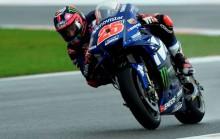 Vinales Start Terdepan di MotoGP Valencia