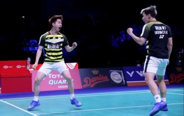 Menangi Perang Saudara, Marcus/Kevin Satu-satunya Wakil Indonesia ke Final