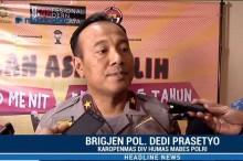 Polda Banten dan DIY akan Dipimpin Jenderal Bintang Dua